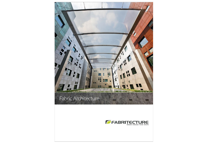 fabritecture, capability statement, brochure, fabric structure, fabric architecture