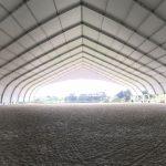 Fabritecture, fabric structure, Totara, Equestrian, TFS