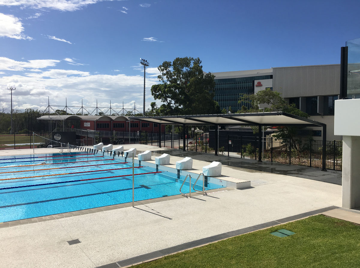 Fabritecture, Griffith University, PVC, fabric structure