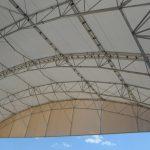 Fabritecture, fabric structure, EDI Downer, Igloo