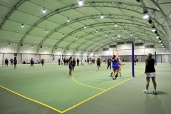 Waitakere Netball project by Fabritecture.
