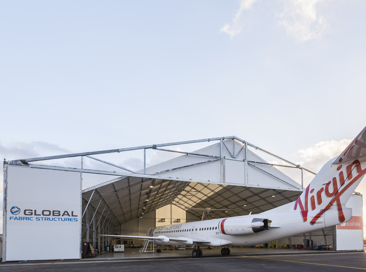 12427, Virgin Hangar, PVC, 2013, FS 27 lo res