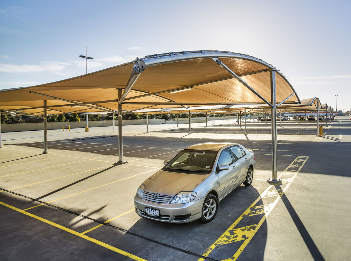 Car Parks Shade Canopies Fabritecture