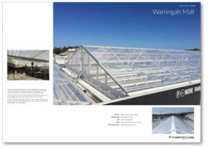 14153 - Westfield Warringah Mall project page
