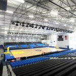 Santa Cruz Warriors Club project by Fabritecture.