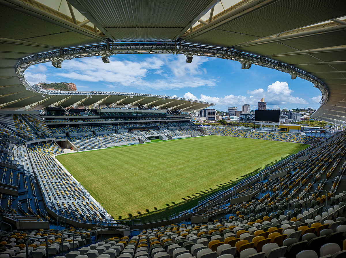 17056, Nth QLD Stadium, PTFE, 2019, FA 12 lo