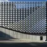 Westfield Newmarket facade, aluminium cladding proejct in New Zealand