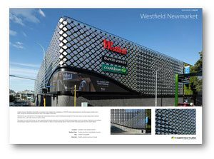 18006 - Westfield Newmarket project page