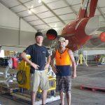 8138, Support Air Darwin, PVC, 2008, FS 10 lo